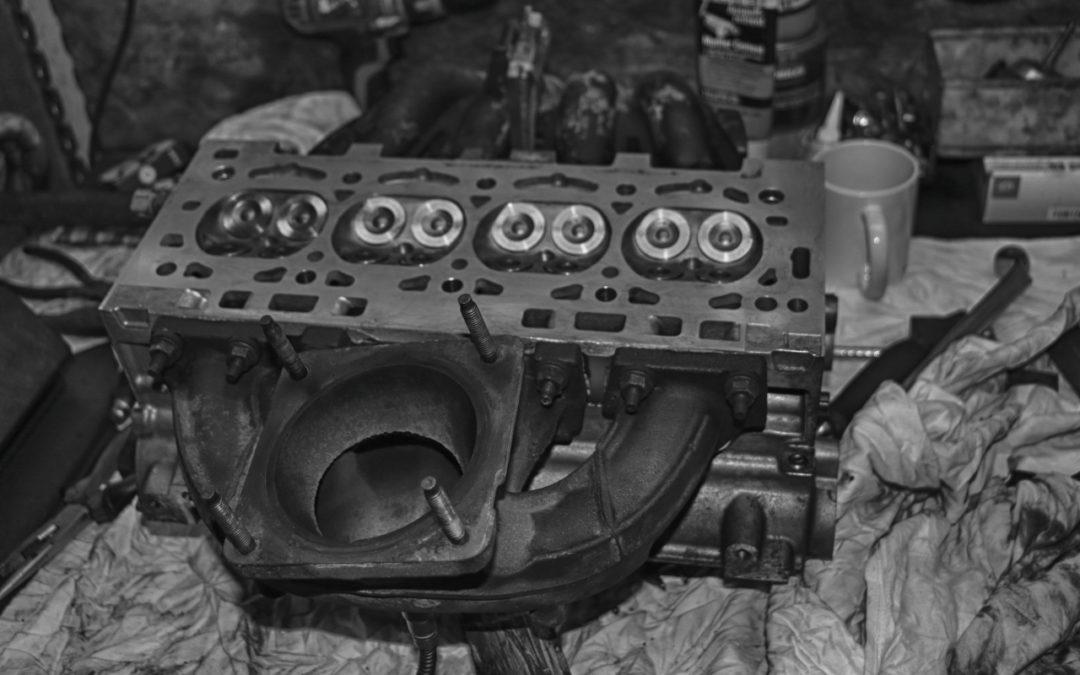 Remont generalny silnika